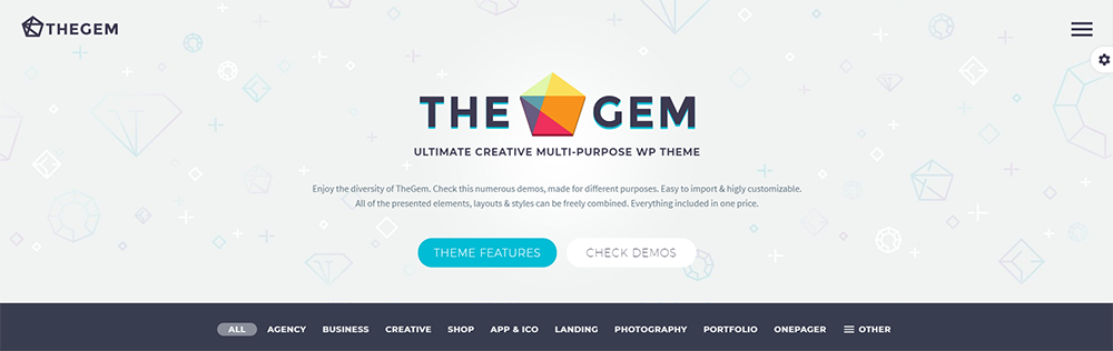 thegem seo theme wordpress
