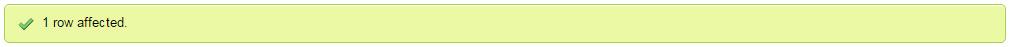 wordpress password changed via phpmyadmin