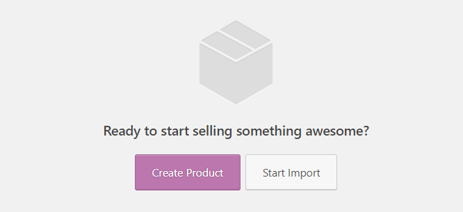 woocommerce create product