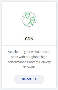 choose cdn stackpath