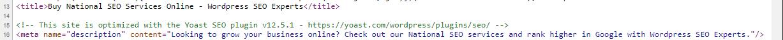 wordpress seo meta titles