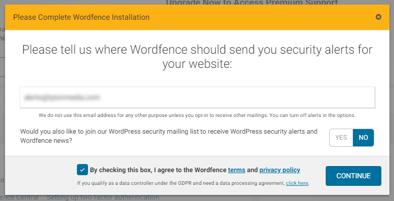 wordfence accept