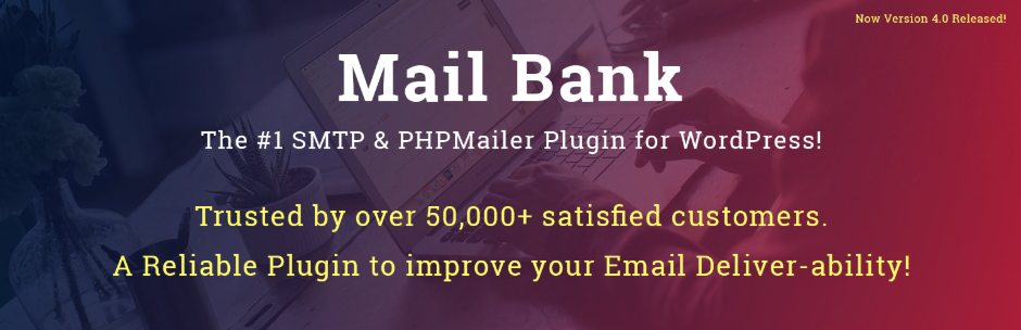 Mail Bank SMTP