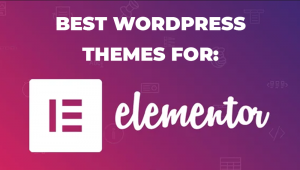 best wordpress themes for elementor